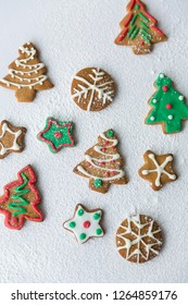 Christmas Home Made Cookies and decorations