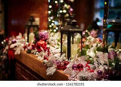Christmas illuminated decoration