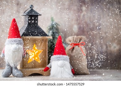 Gnome Christmas Stock Photos Images Photography