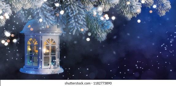 Immagini Foto Stock E Grafica Vettoriale A Tema Natale Lanterna
