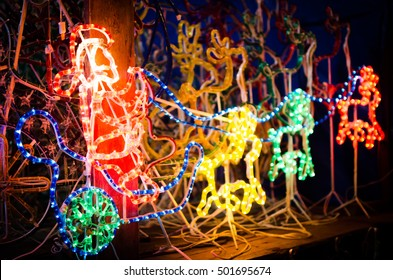 Christmas Lights In Pampanga.Philippines Christmas Images Stock Photos Vectors