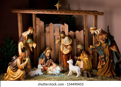 Natale Cattolico.Foto Immagini E Foto Stock A Tema Natale Cattolico