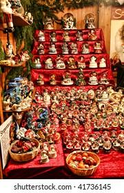 Christmas market in Lueneburg, Germany (near Hamburg)