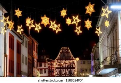 Christmas Marketinf In Limburg An Der Lahn 2021 Limburg Der Lahn Hd Stock Images Shutterstock