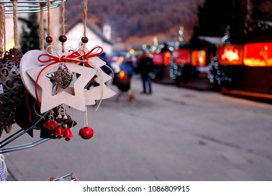 Christmas markets in Livigno.