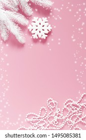 pink christmas decorations images stock photos vectors shutterstock shutterstock