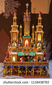 Christmas Nativity, Krakow, Poland