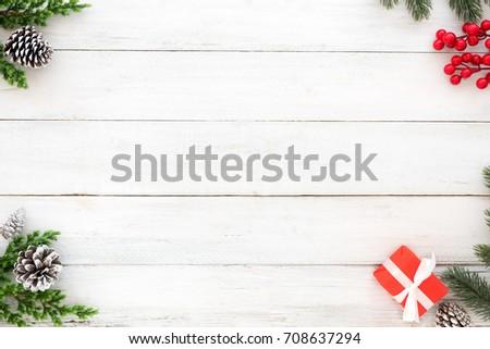 Christmas frame gift