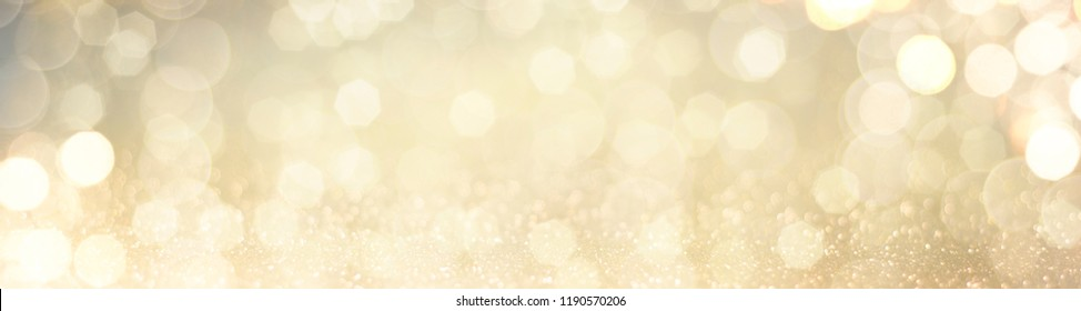 Christmas and New Year holidays blurred background, abstract background with bokeh defocused lights and shadow