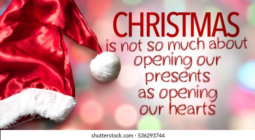 Christmas Quotes Religious Stock Photos, Images ...