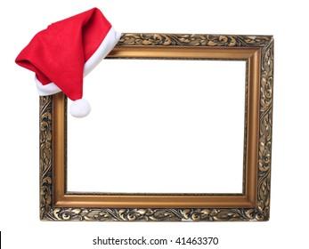 christmas old frame