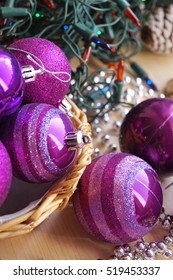 Christmas ornaments, decoration