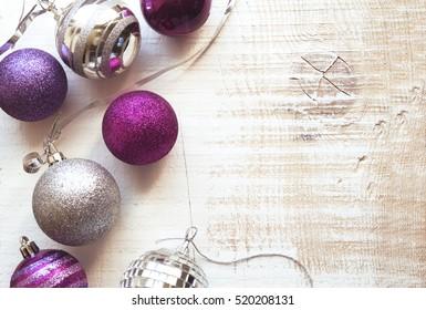Christmas ornaments, decoration