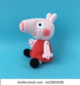 Suzy Sheep Crochet Pattern Amigurumi Sheep Crochet Peppa Pig | Etsy | 280x265