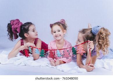 Christmas and princess