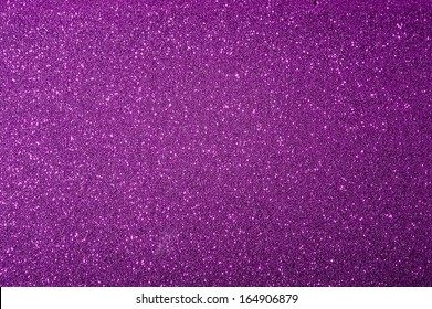 Christmas purple background with glitter