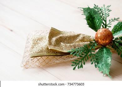 Christmas Ribbon beautiful