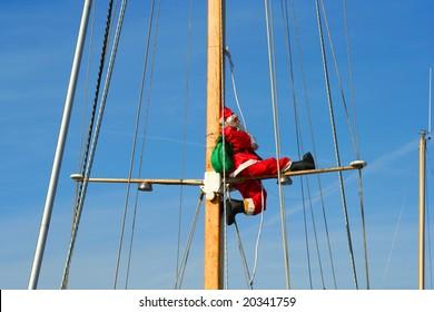 christmas in Saint Gilles Croix de Vie