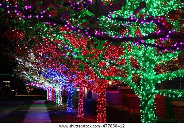 Christmas Sidewalk