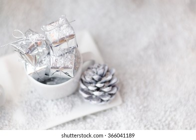 Christmas Snow Card Concept , Wedding Lover, Merry Christmas and Happy New Year