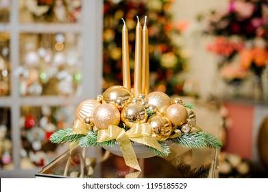 Christmas Centerpiece Images Stock Photos Vectors Shutterstock