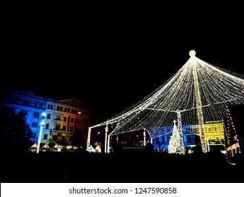 Christmas time in Cluj-Napoca (Romania)