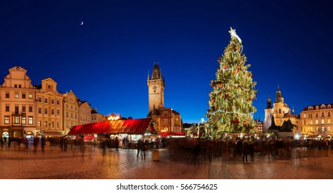 Christmas Time in Prague 1, Czech Republic