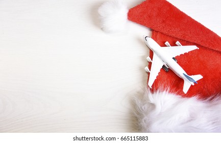 Christmas travel concept.