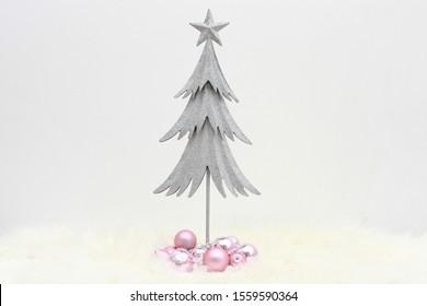 Christmas tree, ball, decoration, winter, holiday