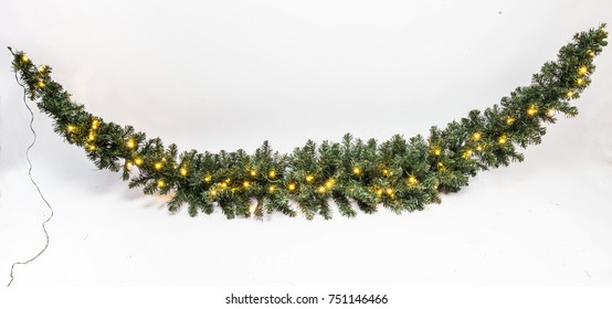 Christmas tree isolated - Christmas decoration