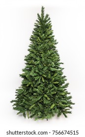 Christmas tree isolated - Christmas decoration - Christmas tree