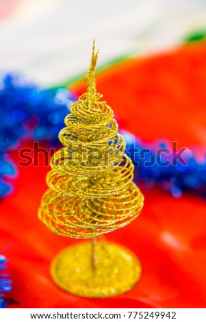 christmas tree and tinsel decorations for party outdoor christmas party decorations bright color decor