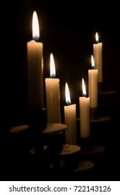 Christmass, Candle