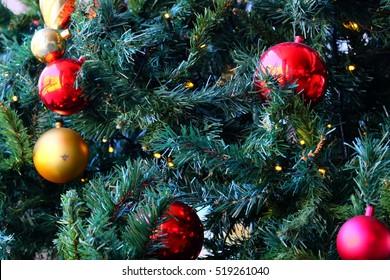 christmass tree decoration