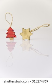 Christmasy  xmas style tree decoration