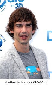 """Christopher Gorman at the """"Dolphin Tale"""" World Premiere, Village Theater, Westwood, CA 09-17-11"""