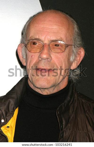 unique design purchase cheap preview of Christopher Lloyd Star Trek Dvd Bluray Stock Photo (Edit Now ...