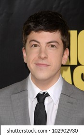 "Christopher Mintz-Plasse at the ""Kick-Ass"" Los Angeles Premiere, Arclight Theater, Hollywood, CA. 04-13-10"
