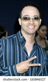 Christopher Reed at Wendy Williams Brings The Heat Volume 1 CD Release Party, QUO, New York, NY, June 22, 2005
