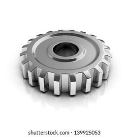 chrome gear