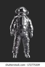 Chrome Spaceman