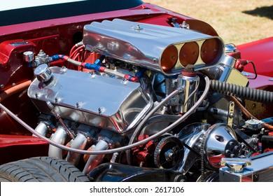 Chrome V8 engine