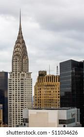 Chrysler Building . New York City