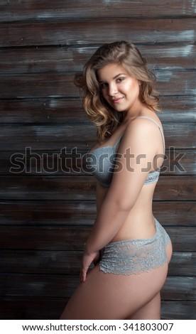 Chubby girls in lingerie pics