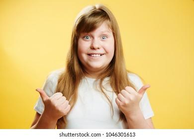 amatuer chubby redhead teen
