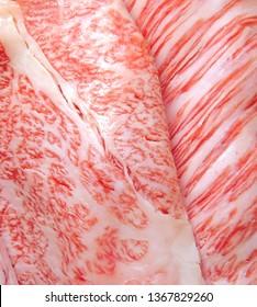 Chuck Eye Roll(Beef shoulder loin)for sukiyaki