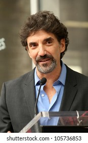Chuck Lorre at the Ceremony Honoring him with the 2,380th Star on the Hollywood Walk of Fame. Hollywood Boulevard, Hollywood, CA. 03-12-09