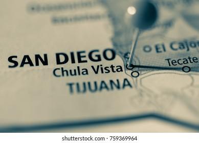 Chula Vista, California, USA.
