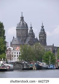 Church in Amsterdam