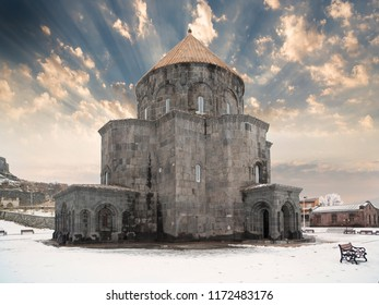 Church of the Apostles or Monastery Church ( Kumbet Mosque ),Kars , Turkey, Asia